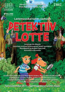 Detective Lotte (Detektiiv Lotte)
