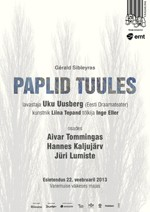Paplid tuules