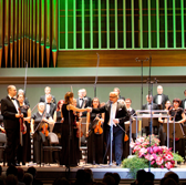 Opening concert of the season of the Vanemuine Symphony Orchestra and the Vanemuine Concert Hall 2017
