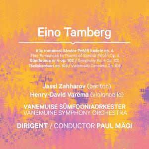 Eino Tamberg CD