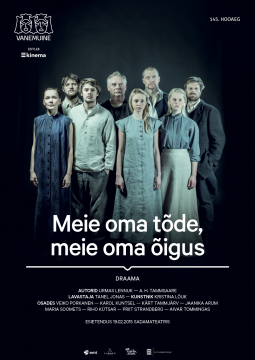 Our Own Truth, Our Own Justice (Meie oma tõde, meie oma õigus)