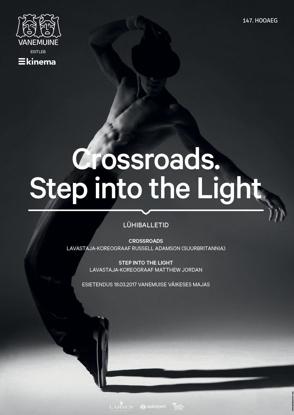 Crossroads. Step into the Light