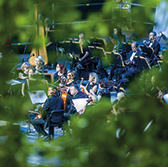 Summer concert of the Vanemuine Symphony Orchestra