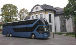 """Bussituur """"Teater Tartus"""""""